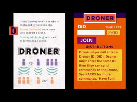 Video of Droner