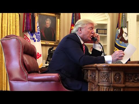 5 takeaways from President Trump's New York Times interview (видео)