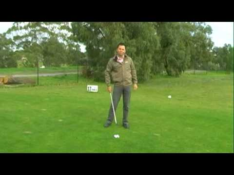 Golf – How the arms work in the golf swing with Steve Khatib