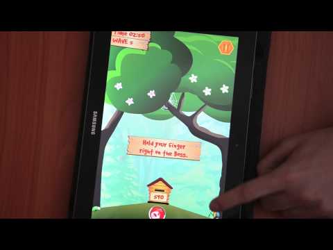 Video of Hive Defense - Bug Smasher