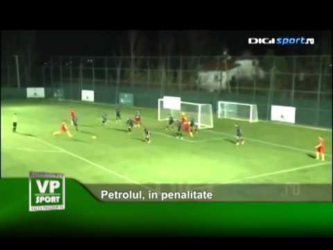 Petrolul, în penalitate