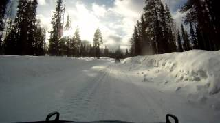 10. Arctic Crap 370 | Bring your own sleds...