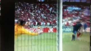 EM 2004: Die vier Treffer des Wayne Rooney