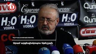 Interview with Archbishop Aram Ateshian