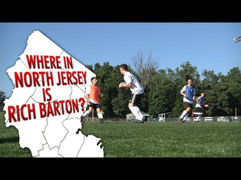 Where in North Jersey is Rich Barton?: Preseason Edition - Ramapo Boys Soccer  (8/23/16)