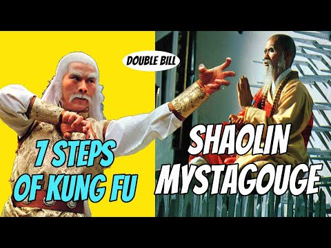 Wu Tang Collection - 7 Steps of Kung Fu & Shaolin Mystagouge