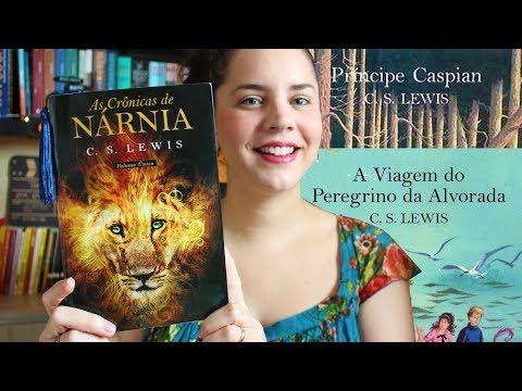PRÍNCIPE CASPIAN + me surpreendi com A VIAGEM DO PEREGRINO DA ALVORADA (PROJETO NÁRNIA #4)