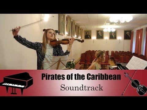 """Саундтрек к к/ф """"Пираты Карибского моря"""" (скрипка + фортепиано)"""
