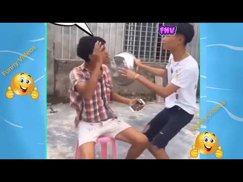 Video hài hước vui nhộn nhất | Những thằng nghịch ngu nhất quả đất - Phần 2