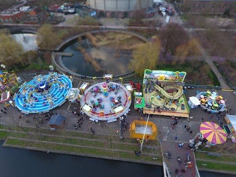 Kermis Westerpark Amsterdam 2017