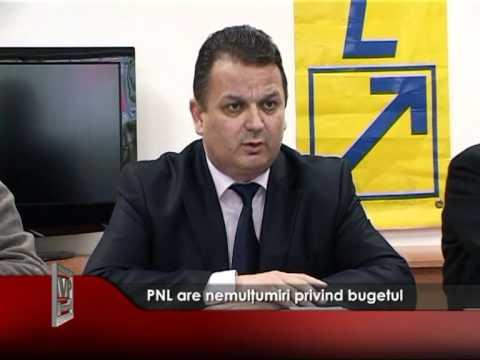 PNL are nemulţumiri privind bugetul