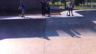 Muswellbrook Australia  City pictures : Muswellbrook Skatepark (Hunter Valley, NSW Australia)