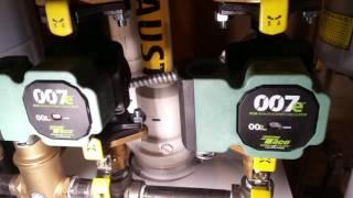 Bosch heating boiler installation video