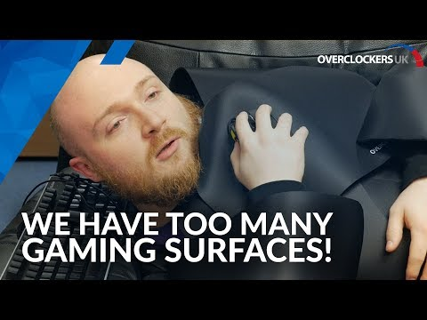 Buy a Gaming Mouse, Get an OcUK Gaming Surface! - Available at Overclockers UK