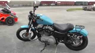 6. 442735 - 2011 Harley Davidson Sportster 1200 Nightster - Used Motorcycle For Sale