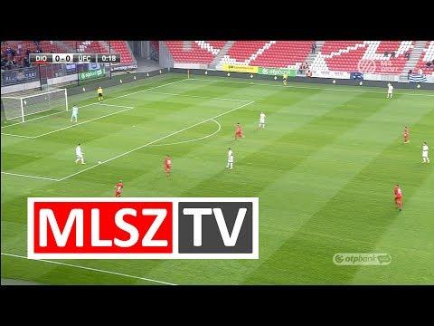 DVTK - Újpest 1-2