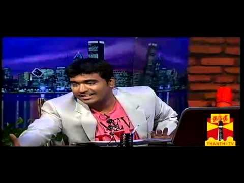 Thenali Darbar   Karthik Srinivasan Fashion  Celebrity Photographer 12 09 2013 Thanthi TV