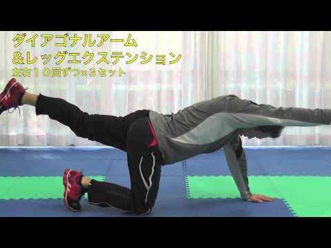 【体作りにオススメ!】瞬発向上サーキットトレーニング