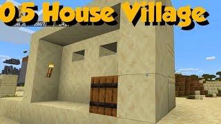 7 Year Old Minecraft World Vs The Village Pillage Update