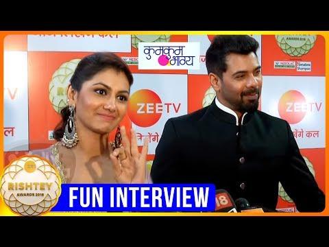 Shabbir Ahluwalia And Sriti Jha's Fun Interview  