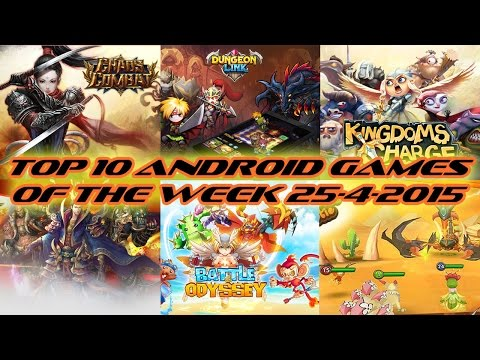 TOP 10 BEST NEW ANDROID GAMES OF THE WEEK – 25th April 2015