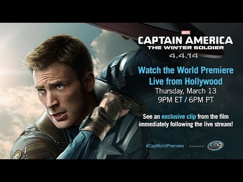 RED - Watch the stars on the red carpet for the world premiere of Marvel's