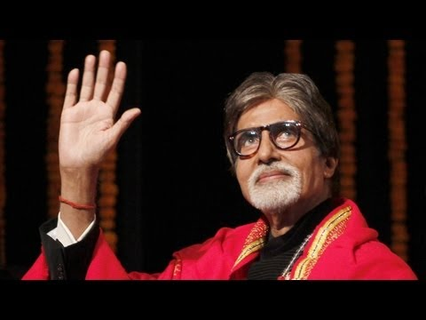 Amitabh Bachchan Honoured With National Eminence A
