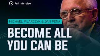 Video DAN PENA & MICHAEL PILARCZYK | BE ALL YOU CAN BE | FULL INTERVIEW | QLA | Quantum Leap Advantage MP3, 3GP, MP4, WEBM, AVI, FLV Agustus 2019