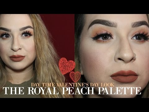 Day Time Glam | Valentine's Day Look
