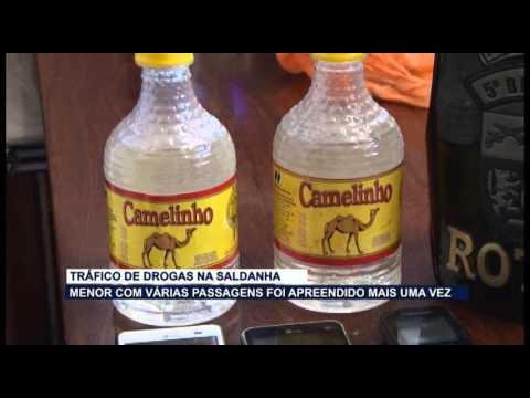MENOR ENCAMINHADO PELA ROTAM COM DROGAS NA SALDANHA MARINHO 14 01 16