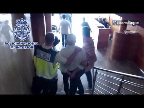 ڤيديو القبض على المجرم دانييل