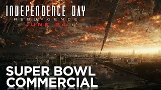 Independence Day: Resurgence | Super Bowl TV Commercial | 20th Century FOX