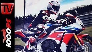7. World Premiere | Honda CBR1000RR SP 2014 - Presentation@EICMA 2013