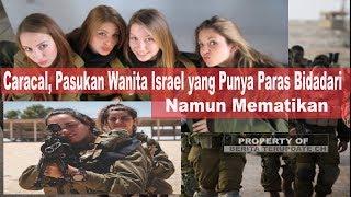 Video Mengenal Caracal, Pasukan Wanita Israel yang Punya Paras Bidadari Namun M3m4tikan MP3, 3GP, MP4, WEBM, AVI, FLV Februari 2018