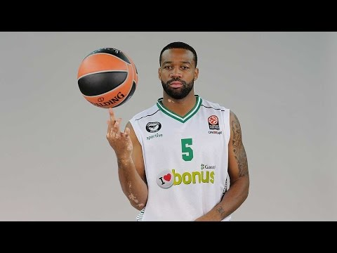 Video Replay: Reggie Redding, Darussafaka Dogus Istanbul