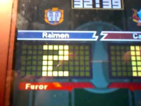 inazuma eleven 2 como jugar contra caos.
