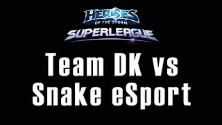 Team DKKR vs Snake eSport - OGN SuperLeague - 15/09/2015