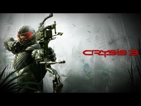 EA. Первый геймплейный ролик непревзойденного Crysis 3