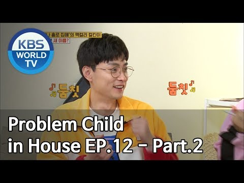 Problem Child in House | 옥탑방의 문제아들 EP.12 - Part.2 [SUB : ENG/2019.01.30]