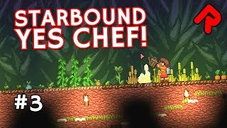 To provide ingredients for our Tiki Bar kitchen, we start farming with the hugely expanded range of foods in the Starbound More ...