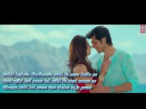 Jo Hum Chahein - Ishq Hothon Se with Lyrics [HD] Visiable.com