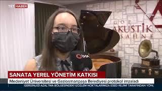 Gaziosmanpaşa Belediyesi İle İstanbul Medeniyet Üniversitesi İş Birliği - Trt Haber