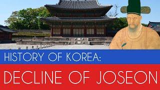 Video Decline of Joseon Korea MP3, 3GP, MP4, WEBM, AVI, FLV Agustus 2018