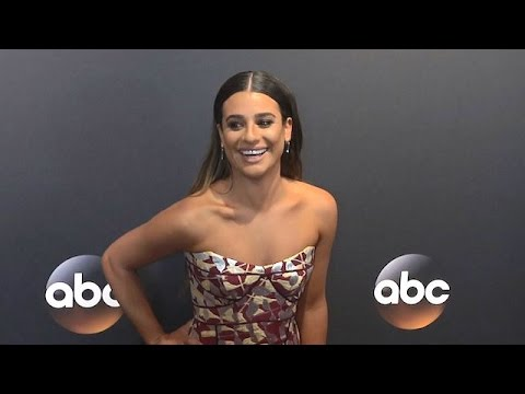 Lea Michele, Jenna Fischer, Zach Braff And More Attending The 2017 ABC Upfronts