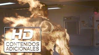 Los 4 Fantásticos | Johnny Storm es La Antorcha Humana, phim chieu rap 2015, phim rap hay 2015, phim rap hot nhat 2015