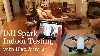 "DJI Introduced the new ""Spark"" compact camera drone on May 24th. Here is one of many videos  (this is an indoor flight test) we will be producing about this cool new gadget! Check the channel often for new videos!Please see our full written article (with video links) at: http://wp.me/p25InU-1XGn  (note - we continually add to and update our articles.Order your Spark at: https://goo.gl/k3JL6k (DJI) or http://amzn.to/2soFz2o  (Amazon)Facebook: https://www.facebook.com/droneflyers/Twitter: https://twitter.com/bestquads?lang=enFull Droneflyers.com blog at http://www.droneflyers.com"