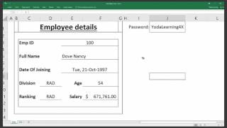 I would like to thank all of you for supporting us so far. I would particularly like to share one of the major highlights in the previous webinar: Creating Password Protect Form in Excel - Using this trick user with the password can only access the details.This should be useful if you're you have confidential user data in excel.Click here a link to download working Files used in webinar: https://goo.gl/ZY67Y3Here is the link to claim a spot for next webinar - https://yodalearning.com/askyoda-webinar-series/We will be live sharp at 8:30 am EST (7 pm IST or 9:30 pm SGT).Our Yoda Gurus are here to help you. Send us your queries on hello@yodalearning.com