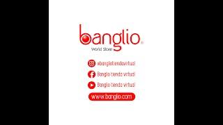 BANGLIO Tienda Virtual Personalizada