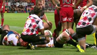 Crusaders v Southern Kings Rd.4 2016 | Super Rugby Video Highlights