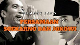 Video JANGAN LIHAT!... INILAH PERSAMAAN SOEKARNO DAN JOKOWI DALAM MEMIMPIN RAKYAT INDONESIA MP3, 3GP, MP4, WEBM, AVI, FLV Februari 2019